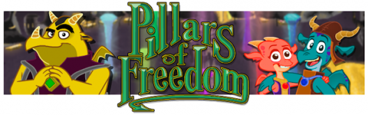 pillars of freedom