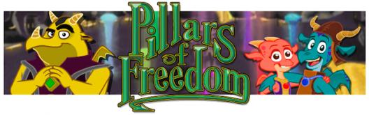 pillars of freedom