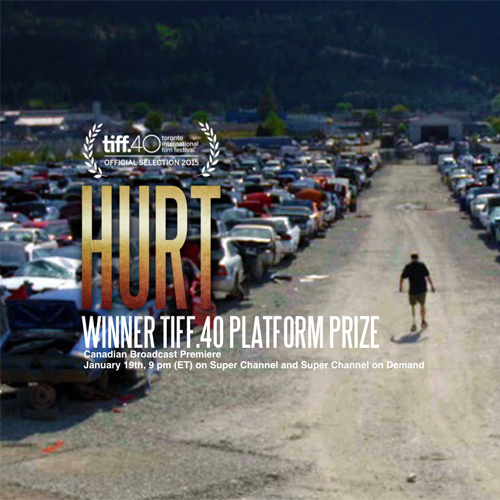 HURT Interactive Website